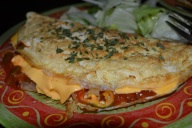 Omelette mexicaine breaking bad recette
