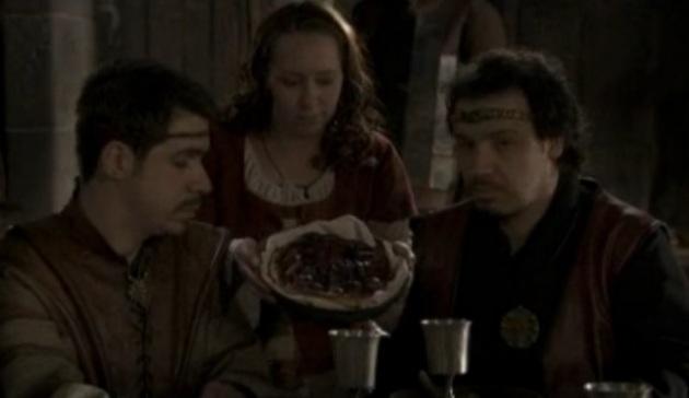 tarte aux fraises kaamelott