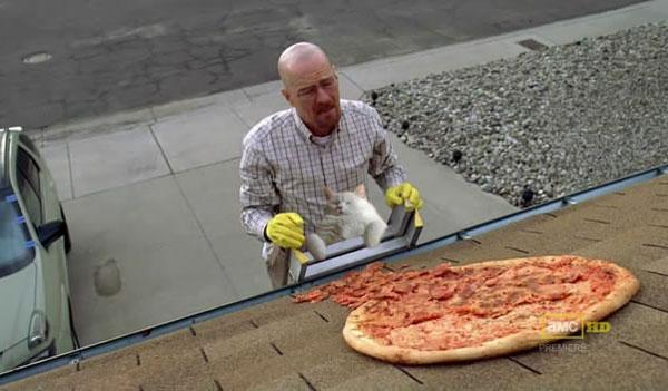 breaking bad pizza walter